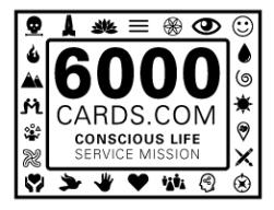 6000 cards logo